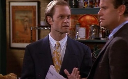 Frasier Season 3 Episode 24 - You Can Go Home Again