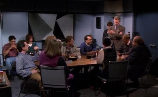 Frasier Season 3 Episode 23 - The Focus Group