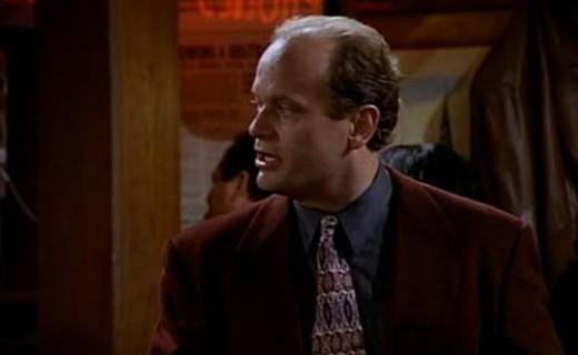 Frasier Season 3 Episode 20 - Police Story