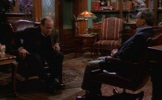 Frasier Season 3 Episode 19 - Crane vs. Crane