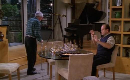 Frasier Season 3 Episode 18 - Chess Pains