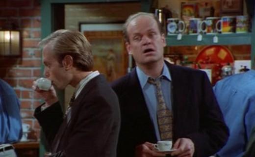 Frasier Season 3 Episode 17 - High Crane Drifter