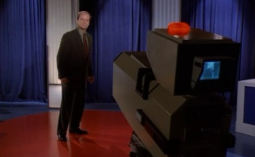 Frasier Season 3 Episode 16 - Look Before You Leap