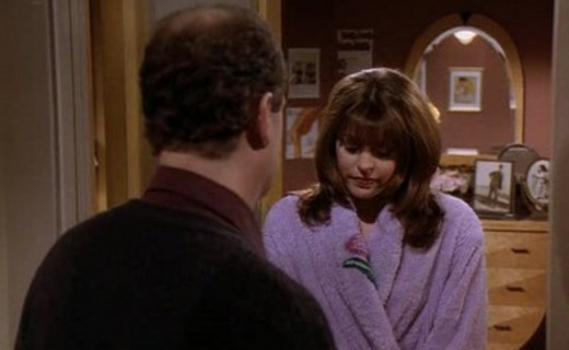 Frasier Season 3 Episode 12 - Come Lie with Me