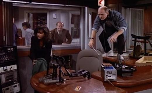 Frasier Season 3 Episode 4 - Leapin' Lizards