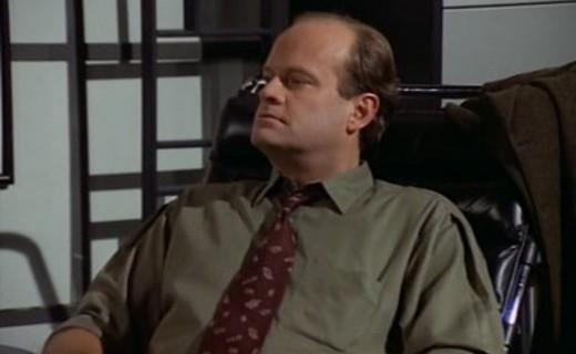 Frasier Season 3 Episode 2 - Shrink Rap
