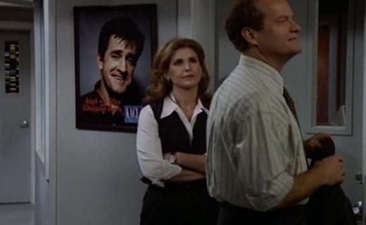 Frasier Season 3 Episode 1 - She's the Boss