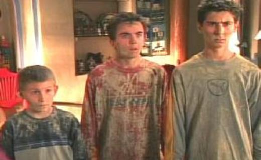 Malcolm in the Middle Season 4 Episode 8 - Boys At Ranch