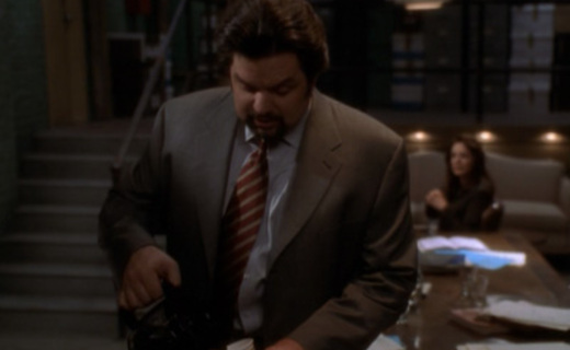 The West Wing Season 2 Episode 21 - 18th and Potomac