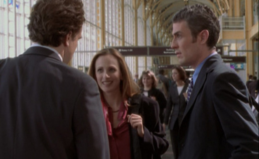 The West Wing Season 2 Episode 20 - The Fall's Gonna Kill You