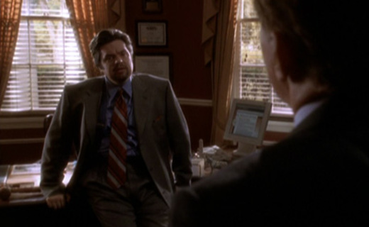 The West Wing Season 2 Episode 19 - Bad Moon Rising