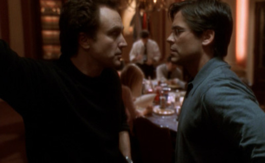 The West Wing Season 2 Episode 18 - 17 People