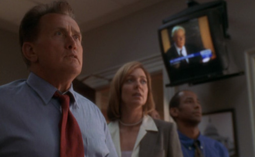 The West Wing Season 2 Episode 17 - The Stackhouse Filibuster