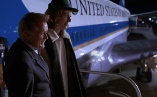 The West Wing Season 2 Episode 7 - The Portland Trip