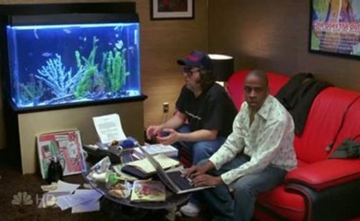 30 Rock Season 1 Episode 11 - The Head and the Hair