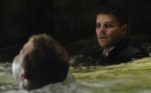 Bones Season 4 Episode 14 - The Hero in the Hold