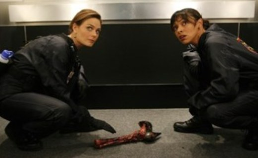 Bones Season 4 Episode 6 - The Crank in the Shaft