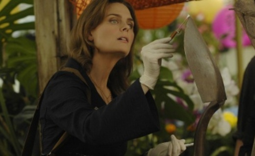 Bones Season 4 Episode 5 - The Perfect Pieces in the Purple Pond