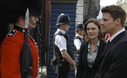 Bones Season 4 Episode 1 - Yanks In The U.K. Part 1