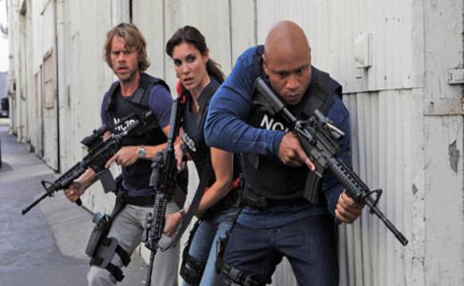 NCIS: Los Angeles Season 2 Episode 2 - Black Widow