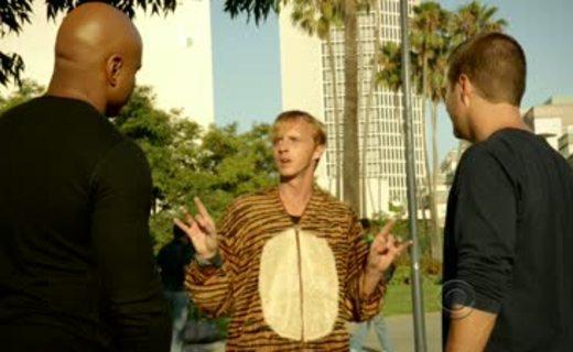 NCIS: Los Angeles Season 2 Episode 3 - Borderline