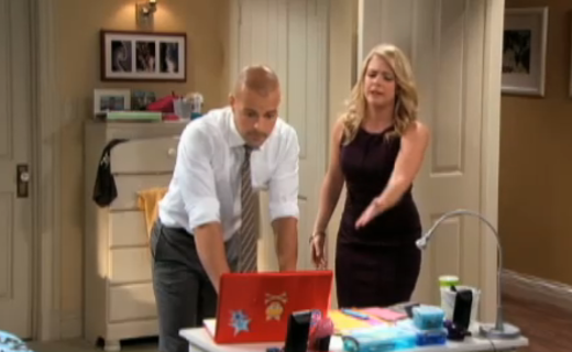 Melissa & Joey Season 1 Episode 11 - A Fright In The Attic