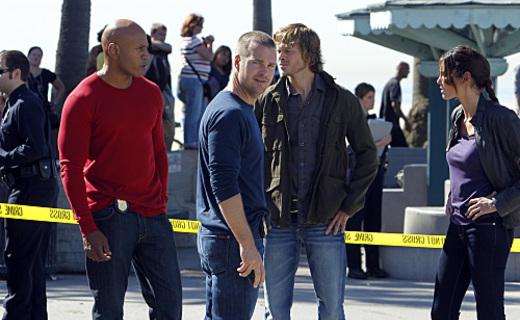 NCIS: Los Angeles Season 2 Episode 11 - Disorder