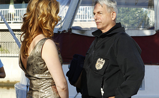 NCIS Season 8 Episode 11 - Ships in the Night