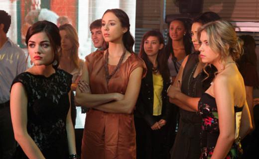 Pretty Little Liars Season 1 Episode 14 - Careful What U Wish 4