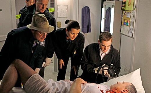 NCIS Season 8 Episode 14 - A Man Walks Into a Bar ...