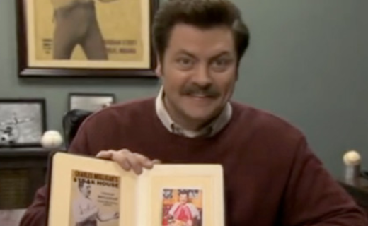 Parks and Recreation Season 3 Episode 6 - Indianapolis