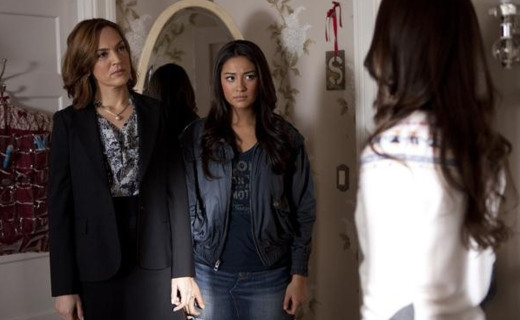 Pretty Little Liars Season 1 Episode 20 - Someone to Watch Over Me