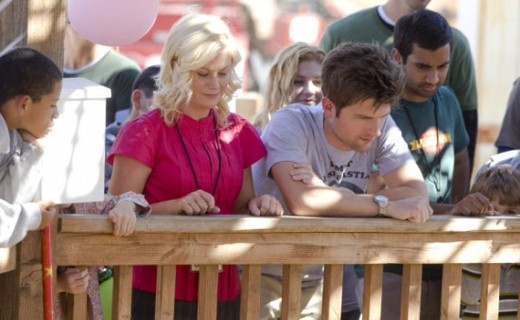 Parks and Recreation Season 3 Episode 7 - Harvest Festival