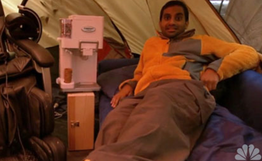 Parks and Recreation Season 3 Episode 8 - Camping