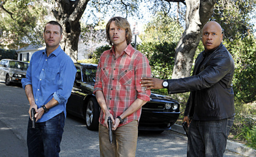 NCIS: Los Angeles Season 2 Episode 20 - The Job