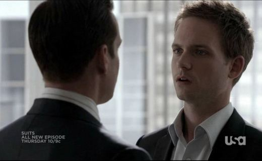 Suits Season 1 Episode 2 - Errors and Omissions