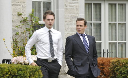 Suits Season 1 Episode 4 - Dirty Little Secrets