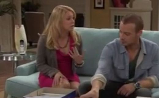 Melissa & Joey Season 1 Episode 19 - Auction Hero