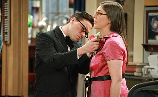 The Big Bang Theory Season 5 Episode 3 - The Pulled Groin Extrapolation
