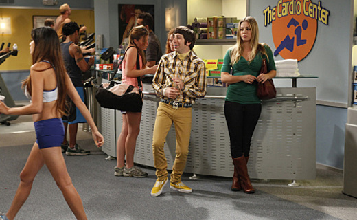 The Big Bang Theory Season 5 Episode 4 - The Wiggly Finger Catalyst