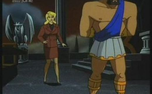 Batman: The Animated Series Season 1 Episode 60 - Fire from Olympus