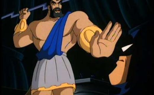 Batman: The Animated Series Season 1 Episode 57 - The Demon's Quest (1)