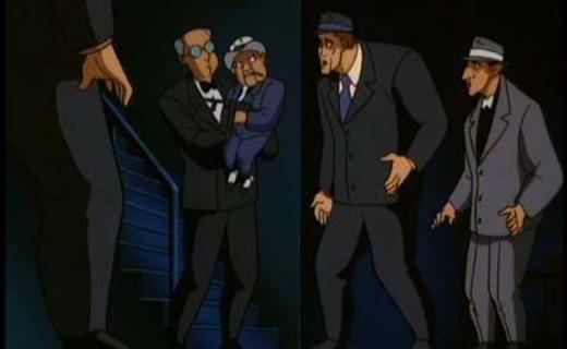 Batman: The Animated Series Season 1 Episode 54 - Blind as a Bat