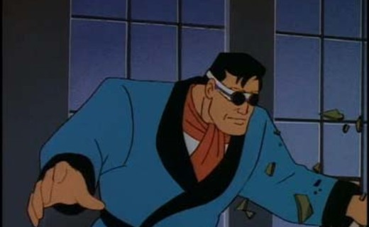 Batman: The Animated Series Season 1 Episode 50 - Zatanna