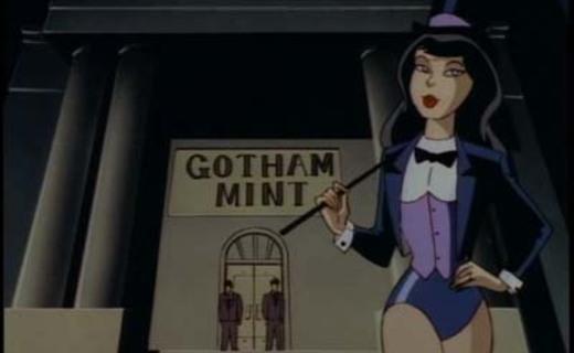 Batman: The Animated Series Season 1 Episode 44 - Off Balance