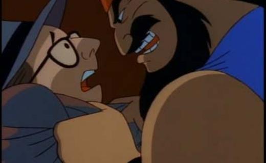 Batman: The Animated Series Season 1 Episode 34 - I Am the Night
