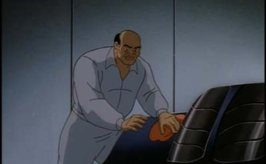 Batman: The Animated Series Season 1 Episode 45 - What is Reality?