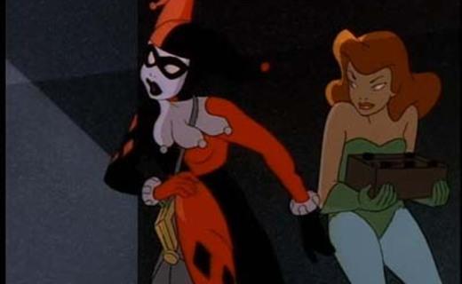 Batman: The Animated Series Season 1 Episode 52 - Birds of a Feather