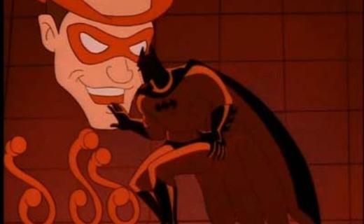 Batman: The Animated Series Season 1 Episode 37 - Terror in the Sky