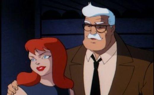 Batman: The Animated Series Season 1 Episode 40 - Heart of Steel (2)